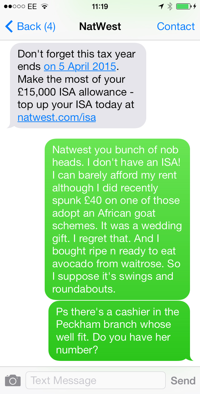 natwest text