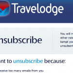 How I Unsubscribed from a Mailing list