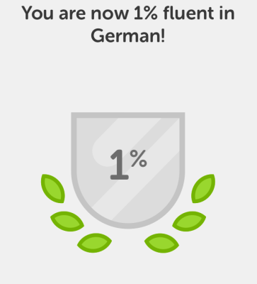 trying to improve my german